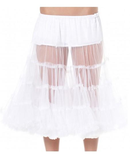 Petticoat in Weiss 70cm
