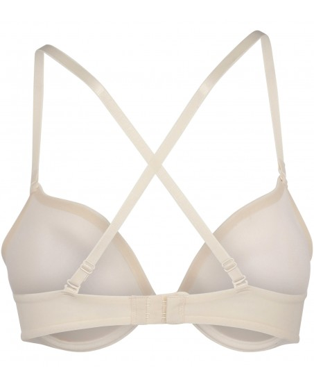 Magical Double Push-Up BH in Nude