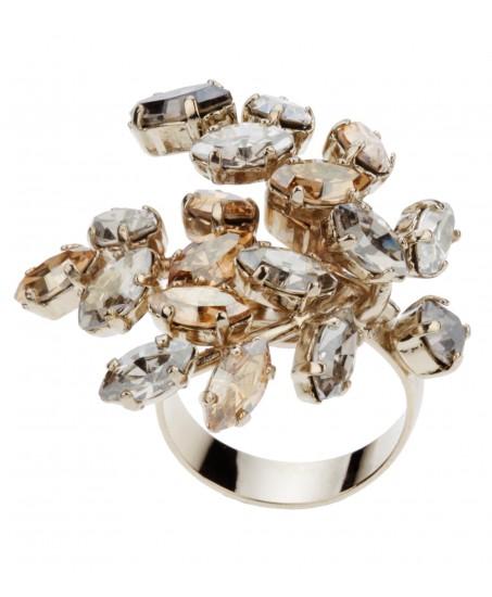 Tri-Color Ring