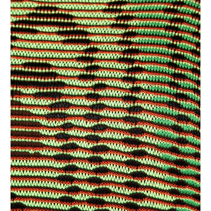 Strick - Ballonkleid aus Baumwollgemisch
