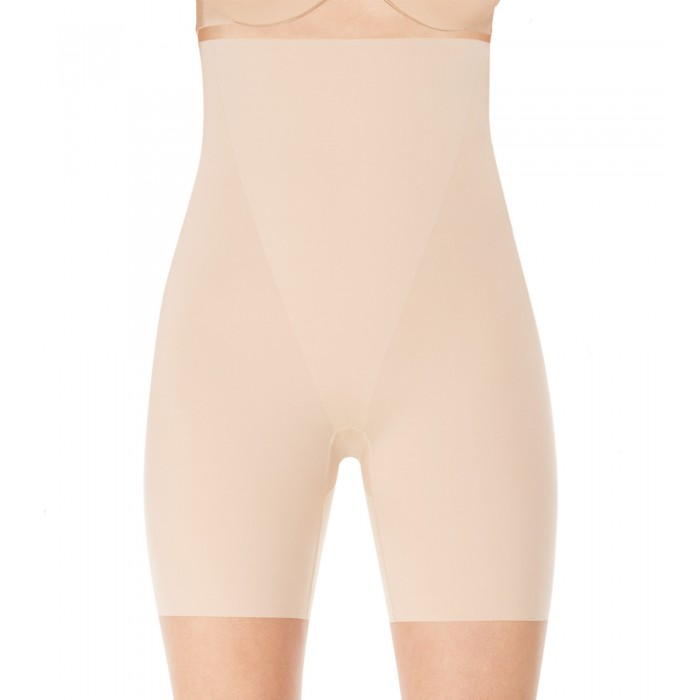Thinstincts Targeted High-Waisted Short