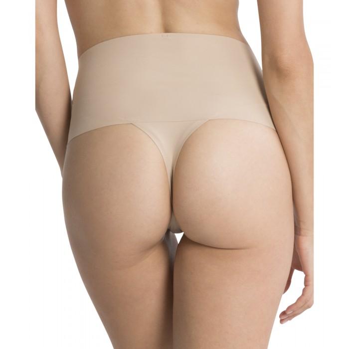 Undie-Tectable Thong in Nude