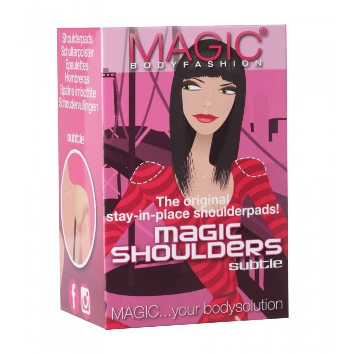 Magic Shoulders NATURAL aus Schaumstoff
