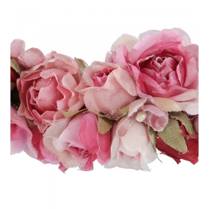 Haarreif Heidi in Pink/Rosé
