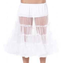 Petticoat in Weiss 60cm