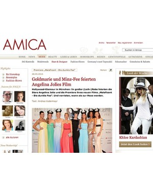 Amica.de: Fashion meets Movie Event