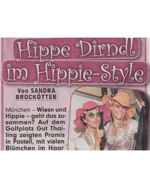 Bild: Hippie- Wiesn Event