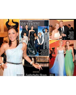 Bunte: Maleficent Event
