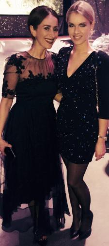 Linda & Janina´s Partykleid