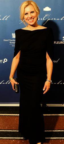 Susann´s Kleid in Schwarz