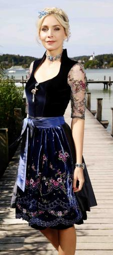 Julia Meise, Model