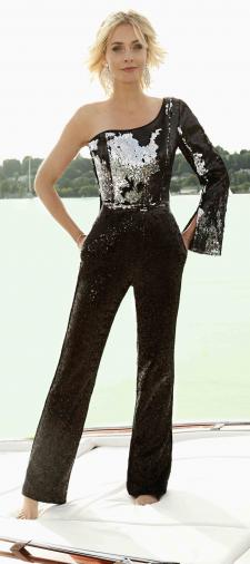 Nina Meise, Model