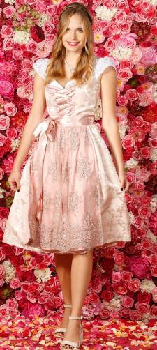 Lina´s Dirndl in Rosé