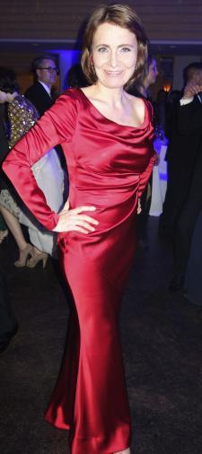 Eva´s rote Robe