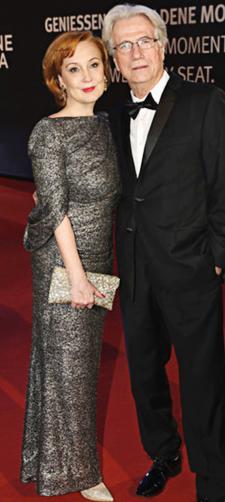 Verena und Jürgen Prochnow