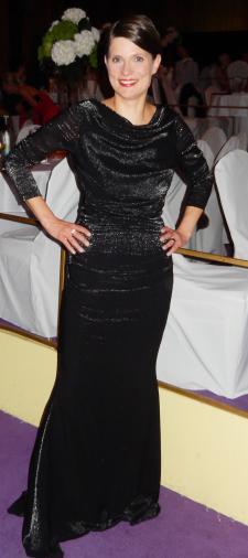 Claudia's Opernballkleid
