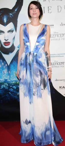 Andrea's Batik Kleid