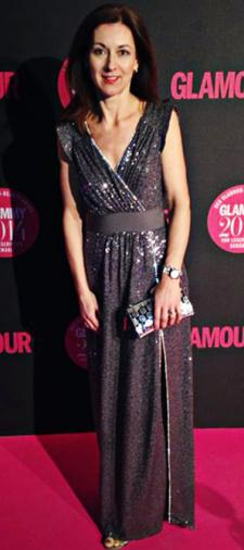 Gabriele´s glamouröses Abendkleid