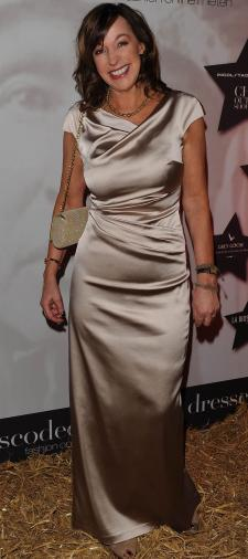 Christina´s Robe in Beige