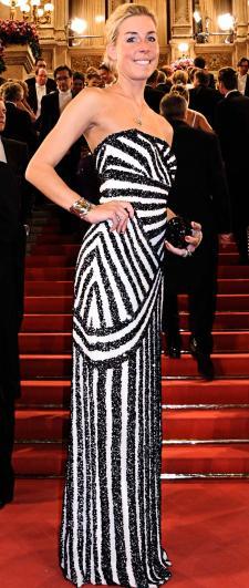 Natalie´s Opernball-Kleid